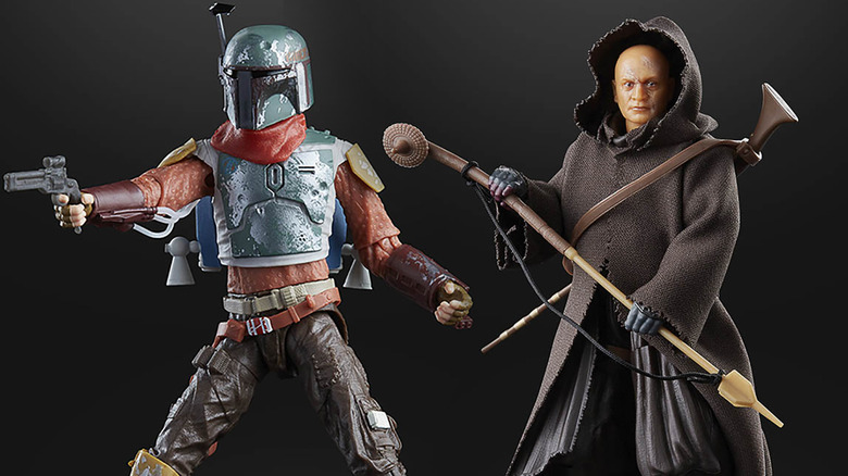 New The Mandalorian Action Figures Include Cobb Vanth, Migs Mayfeld, And Scarred Baldy Boba Fett