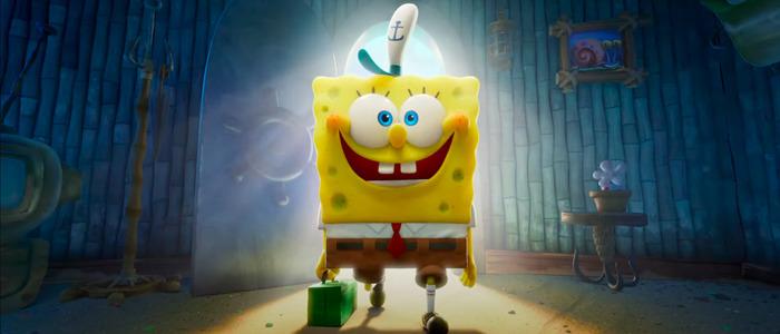 Spongebob movie release date