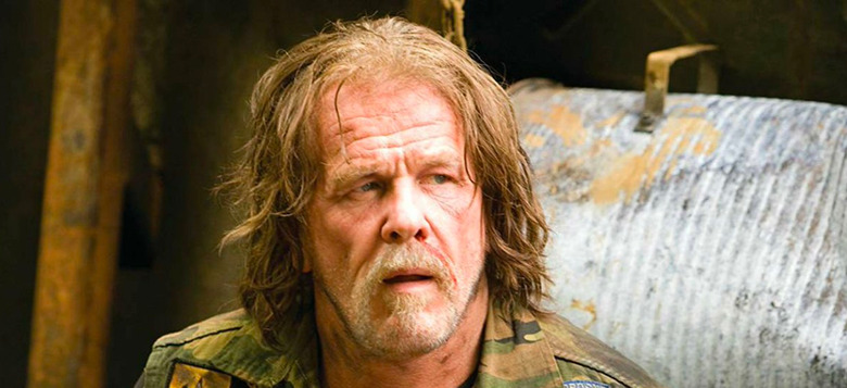 Nick Nolte Mandalorian character