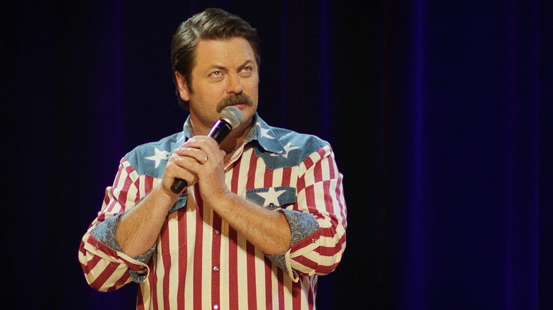 nick offerman comedy specials