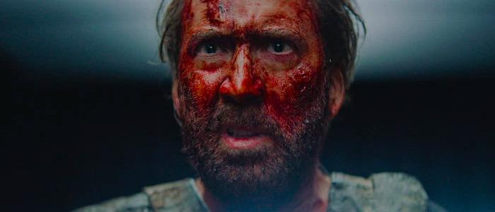 Nicolas Cage Blumhouse Movie