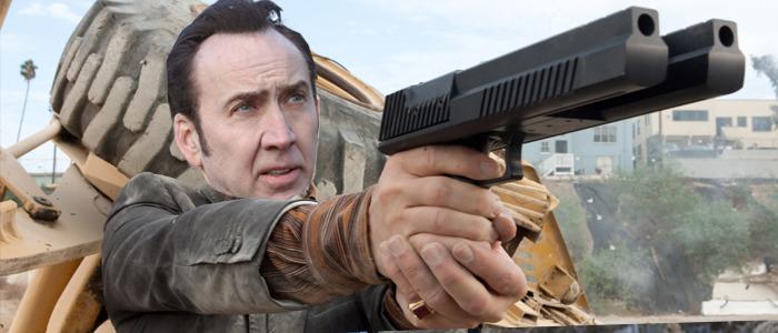 Nicolas Cage Green Hornet