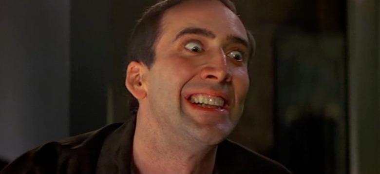 Nicolas Cage Marathon Appearance