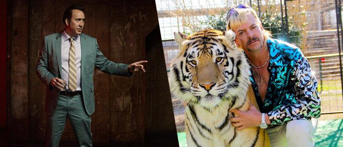 Nicolas Cage Tiger King
