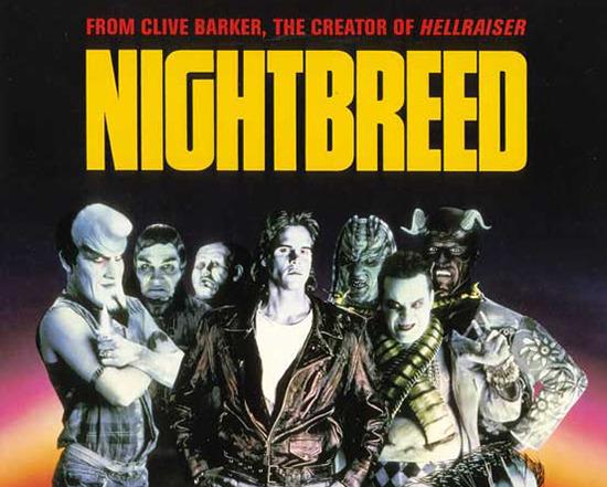 Nightbreed TV series