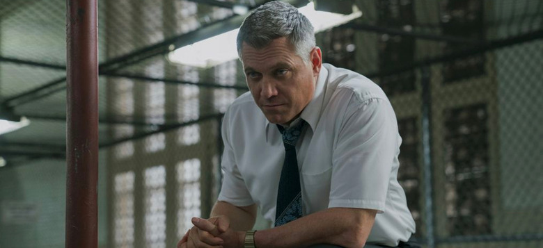 nightmare alley cast Holt McCallany