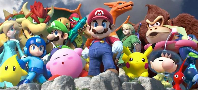Nintendo Animated Movies