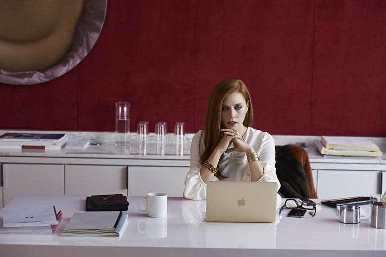 Amy Adams in Nocturnal Animals trailer