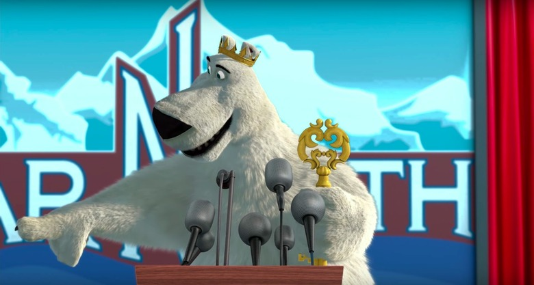 norm of the north the keys to the kingdom trailer