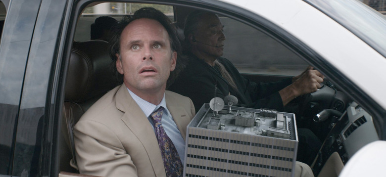 Ant-Man and the Wasp Villain Mystery - Walton Goggins