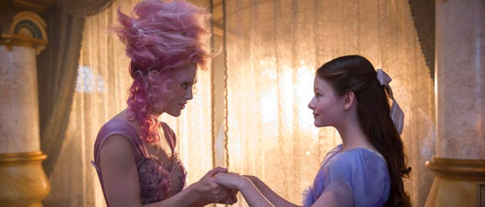 Nutcracker and the Four Realms Reshoots