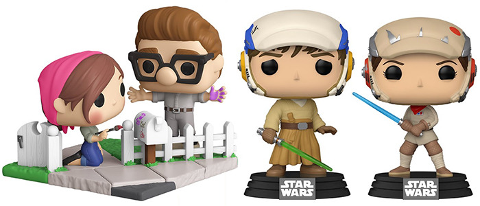 NYCC 2020 Funko POPs Exclusives