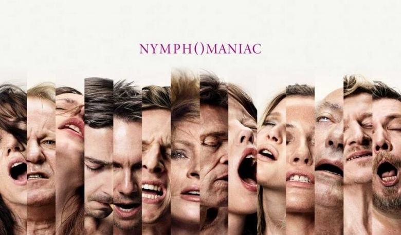 Nymphomaniac character poster header