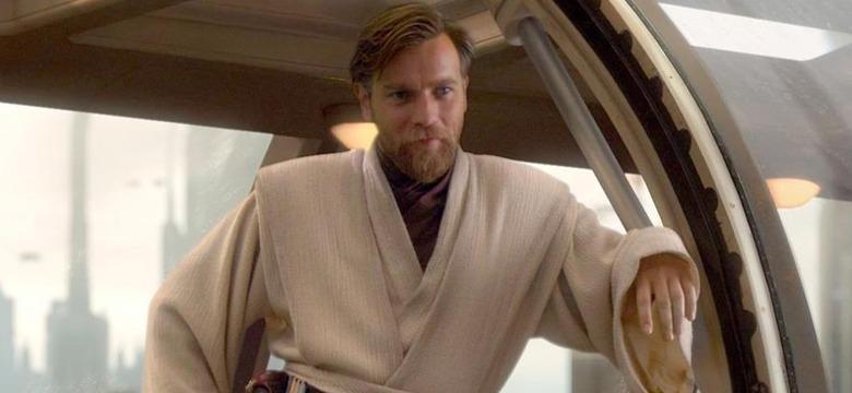 Obi-Wan Kenobi Series filming