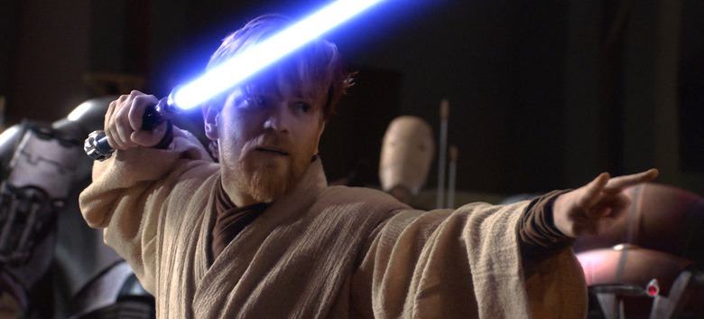 Ewan McGregor Gets Comfy as Obi-Wan
