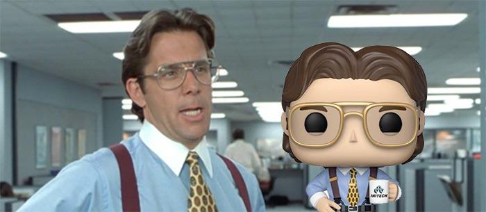 Office Space Funko POPs