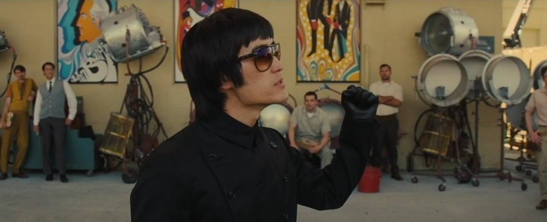 once upon a time in hollywood bruce lee
