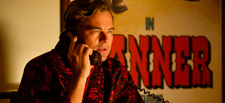 Leonardo DiCaprio'sOnce Upon a Time in Hollywood character