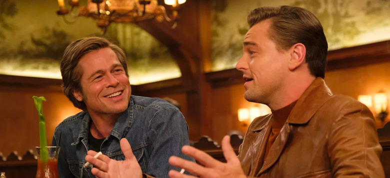 once upon a time in hollywood influences
