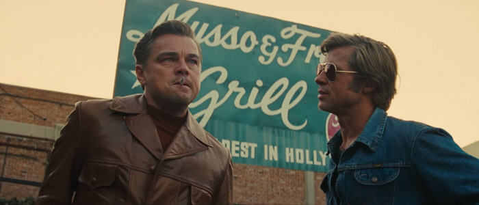 Once Upon a Time in Hollywood Miniseries Extended Cut