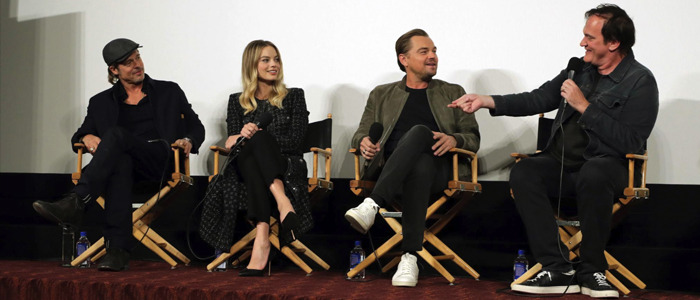 Once Upon a Time in Hollywood Q&A