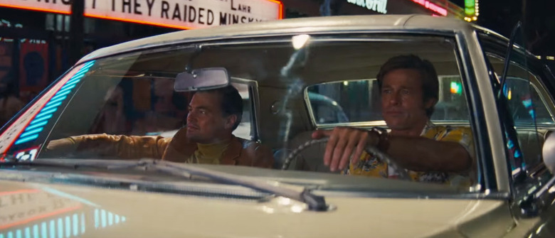 Once Upon a Time in Hollywood Vignette