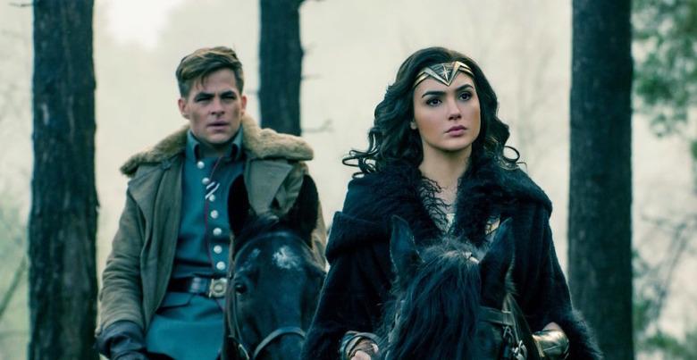 Wonder Woman in IMAX