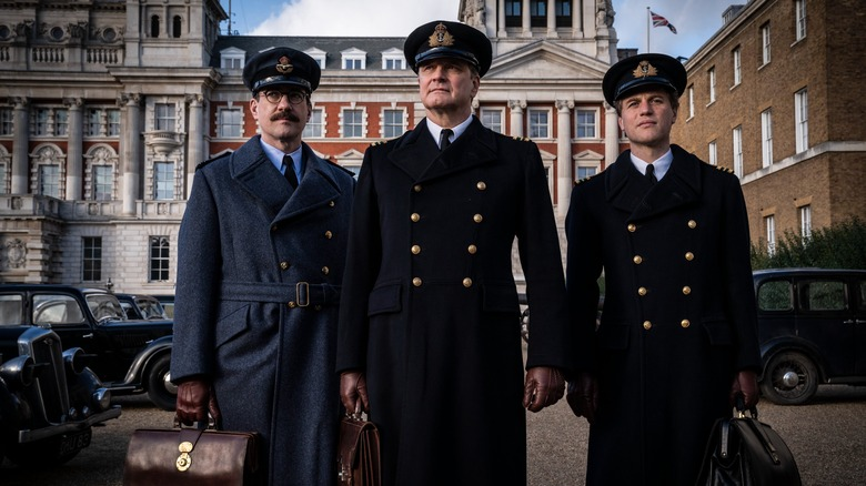 Operation Mincemeat First Look: Netflix s Film Sounds Like Weekend At Bernie s Meets WWII