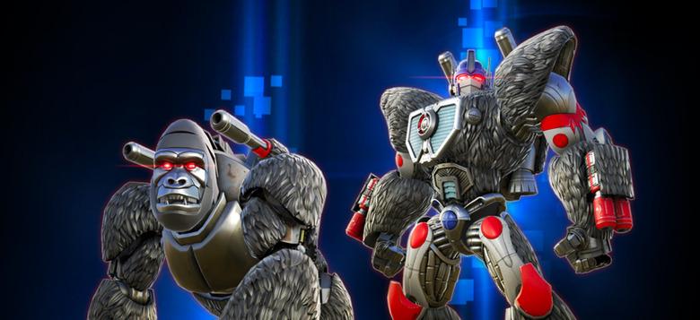 optimus primal rise of the beasts