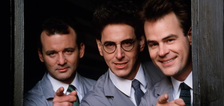 Original Ghostbusters Commercial Outtakes