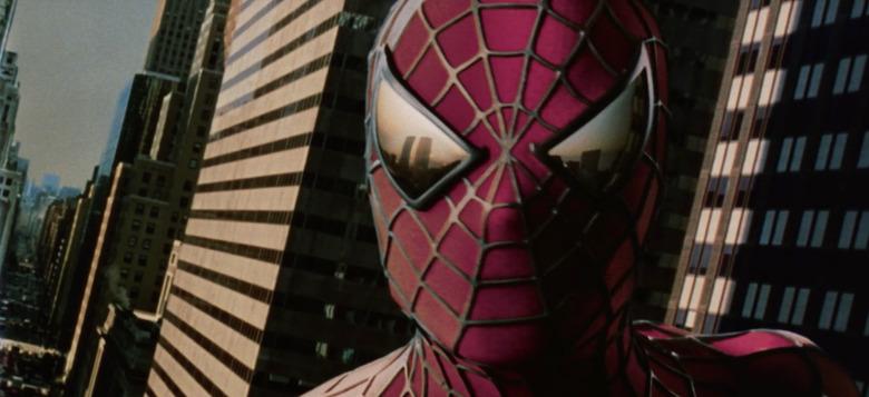 original spider-man teaser