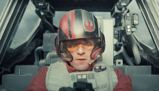 Oscar Isaac Star Wars Force Awakens header