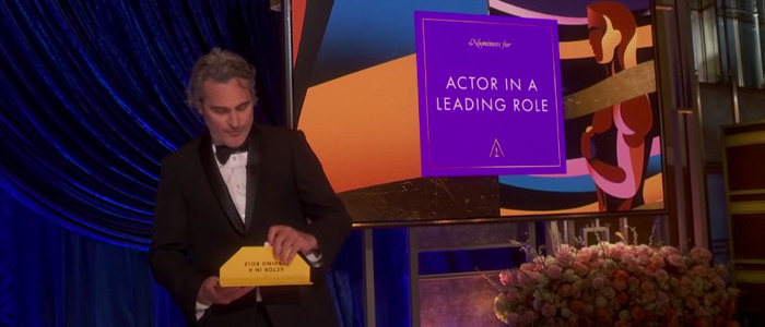 Oscars 2021 ending