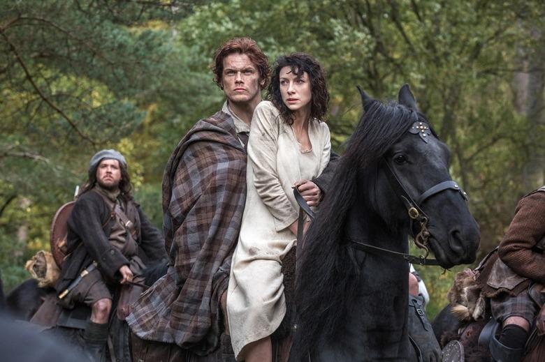 outlander season 2 trailer