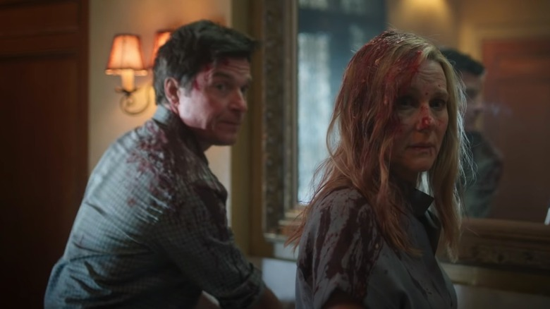 Ozark Season 4 First Look: The Byrdes Have Blood On Their Hands (And Everywhere Else)