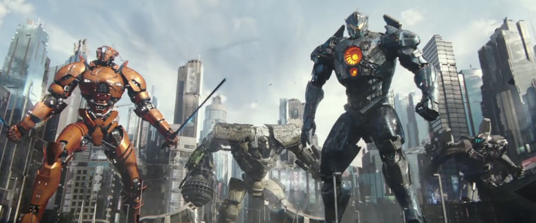 Pacific Rim Anime Recommendations