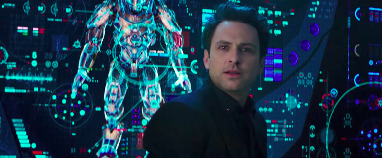 Pacific Rim Uprising Charlie Day