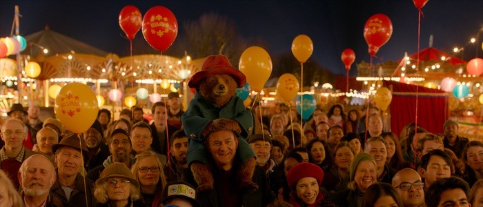 Paddington 2 Rotten Tomatoes Score