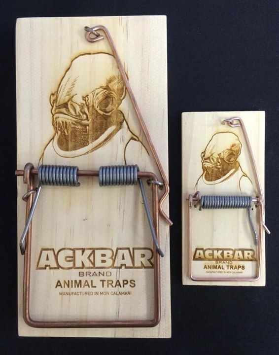 Ackbar's Traps