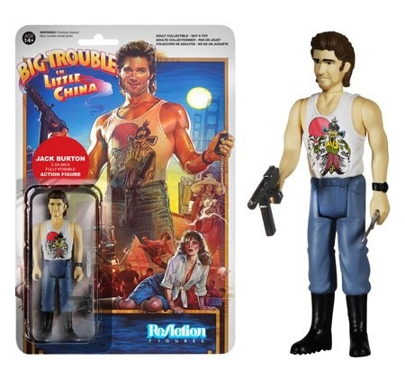 Big Trouble in Little China Gets the ReAction Figure Treatment