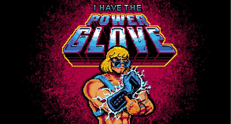 I Have the Power Glove! t-shirt