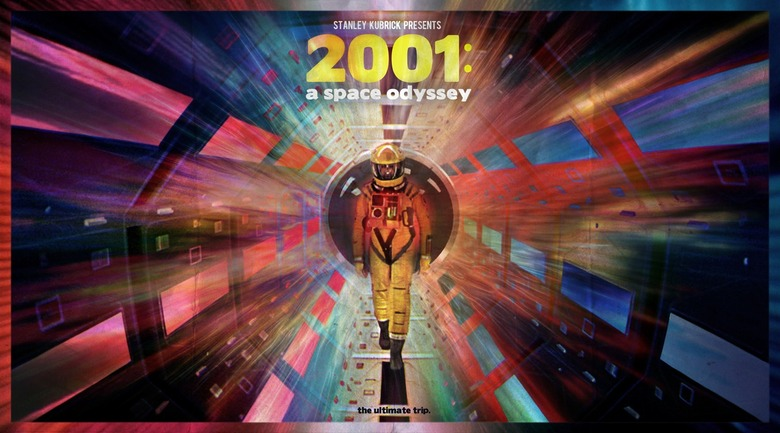 2001: A Space Odyssey by Benjamin Parslow