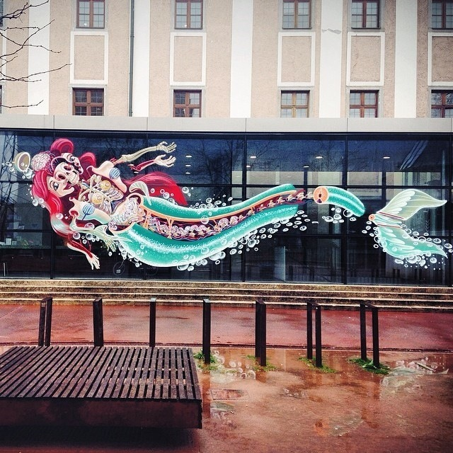 Nychos – Dissection Of The Little Mermaid