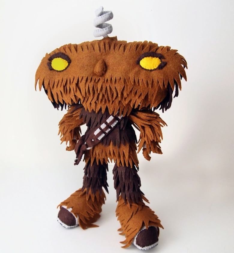 Bad Wookie By: Helen Greenstein