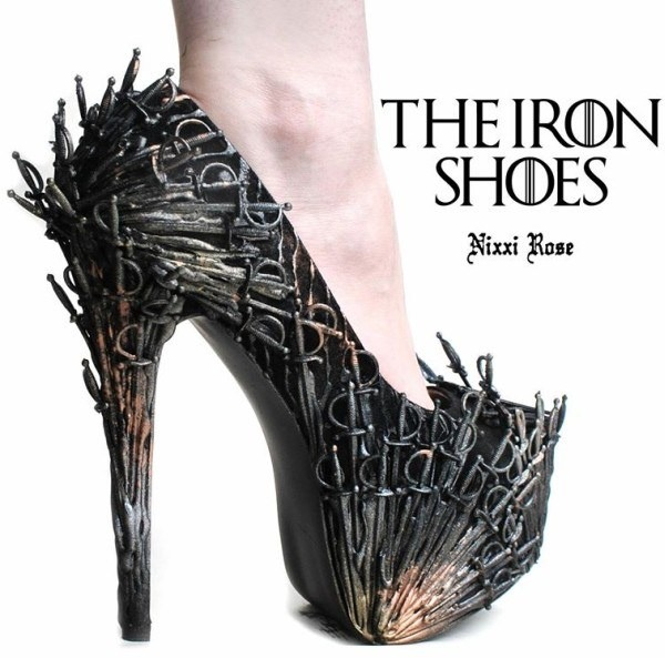 Iron Throne Shoes