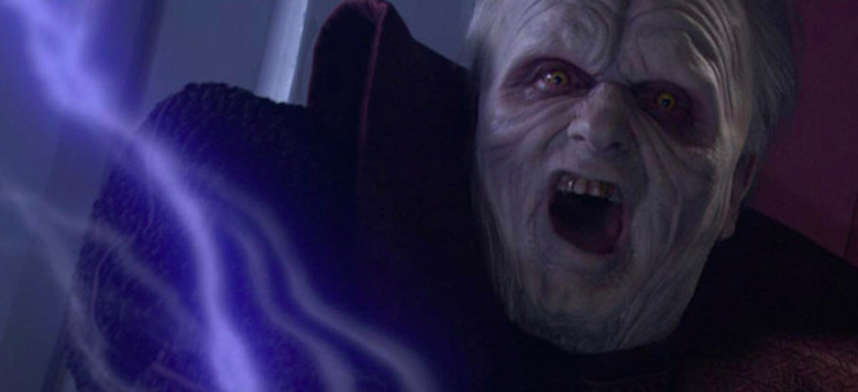 palpatine in the rise of skywalker