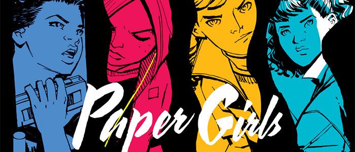 Paper Girls TV Series