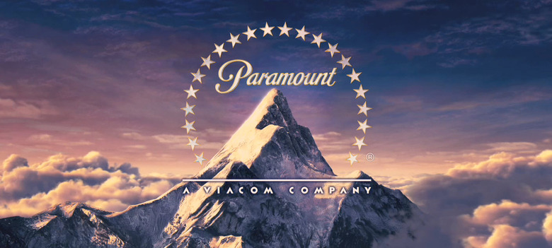 New Paramount Pictures Movie Release Dates