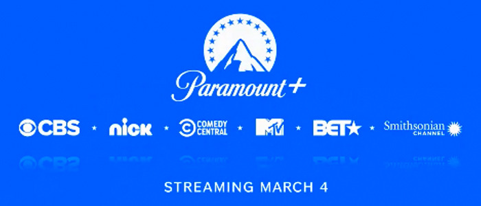 Paramount+ TV Shows