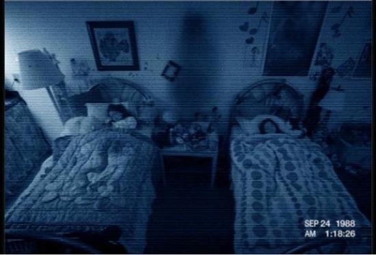Paranormal Activity 3 Poster Header